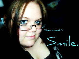 When in doubt, Smile by Sethrine