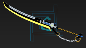 Sword Of Generations by Plateal