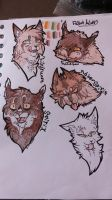 Pallet Adopts- Set 2 *2-4 Left* by Evertooth