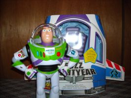 Collectible Buzz Lighyear by DragonIce85