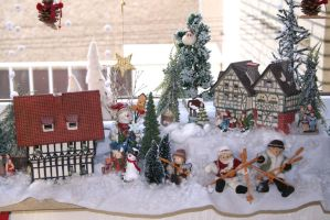 christmas decoration from Anne 3 by ingeline-art