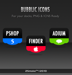 Bubblic Icons by neodesktop