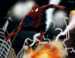 The Amazing Spider-Man 2 by stinson627