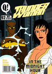 Thunder Woman No. 92 Mock Cover by BSDigitalQ