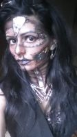steampunk makeup influence 2 by thelivingdeadnikki