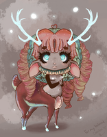Little Deer for C by DLX3