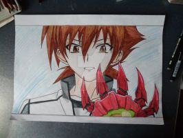 Issei Hyoudou from High School DxD by MadySkiller01