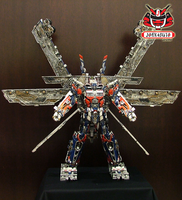 LEADER CLASS TF DOTM ULTIMATE PRIME 01 by wongjoe82