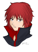 Sasori coloring by Heystea