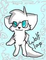 wolf loup by RedNoctali