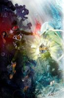 Atomic Diver by Spot80