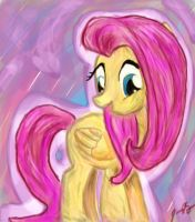 Fluttershy! by elvisshow