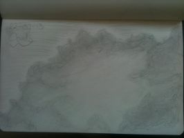 20130722 Clouds by SketchDailyChallenge