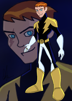 Legion of Superheroes: Lightning Lad by Maygirl96