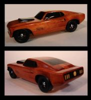 Boss 429 Pinewood by itva