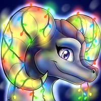 Moonturtle avatar - commission by IcelectricSpyro
