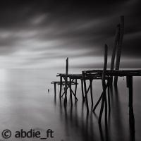 The Pier by abdieft