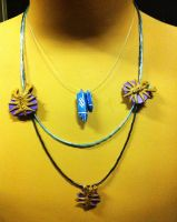 Zerg-necklace by T00thie