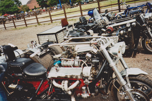 Kent motor show 05 by WhippetWild
