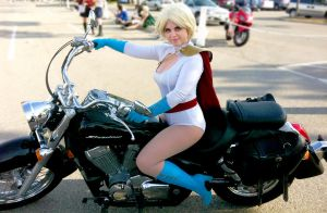 Pedal to the Metal by Red-Ribbon-Cosplay