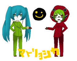 Matryoshka Pixel by PickledCandyPants07