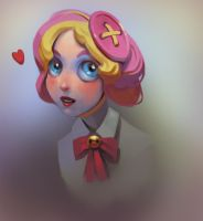 Mrs. Button by Lollo