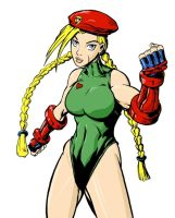 Cammy by 3XLT