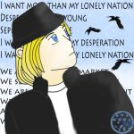 Jon Foreman: lonely nation by Switchfoot101