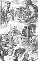 Dust page 7 pencils by dfbovey