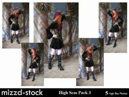 High Seas Pack 3 by mizzd-stock
