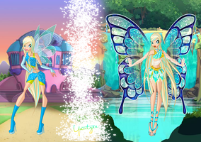 Finally I Become A Real Fairy! by ColorfullWinx