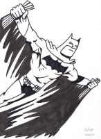 Frank Miller Bats by dark-biscuit