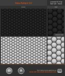 Hexa Pattern 3.0 by Sed-rah-Stock
