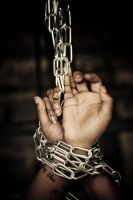 chained by Lady-Twiglet