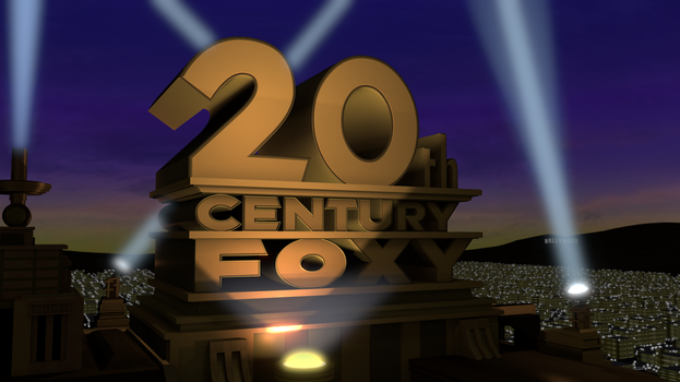 20th century foxy preview by IcePony64