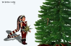 Tippy Tippy Top of the Tree by Dani3D