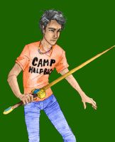 Percy Jackson by Magewriter