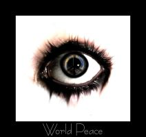 World peace by QueepyFreak