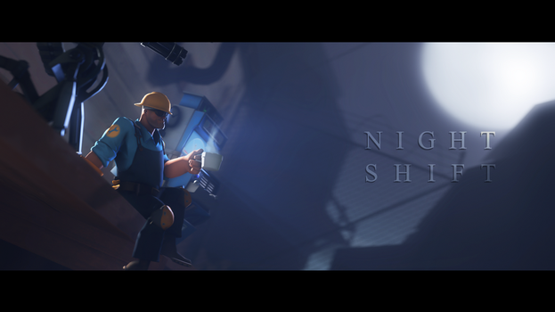 Night Shift by XieLonely