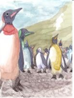 If Penguins were Power Rangers by imfromdunman