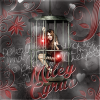 Miley Cyrus by LightsOfLove