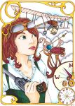 Flying heart .:Pilot poster:. by AnzuAi