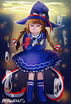Wadanohara by phlavours