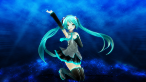 -MMD- Deep Sea Girl [+pose download] by KasugaKaoru