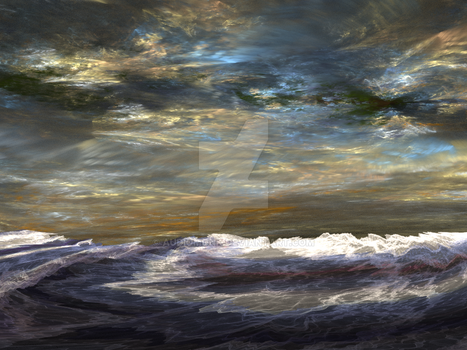 Sea And Clouds3 by audiomonk