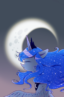 Moonlight by Cosmichat