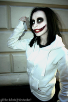 Just Go To Sleep - Jeff the Killer by GlitterDebris