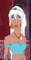 Princess Swap - Kida by stargate4ever23