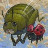 Li'l Buddy by jasinski