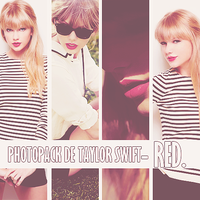 Photopack 02 - Taylor Swift. RED. by iGomezhipster